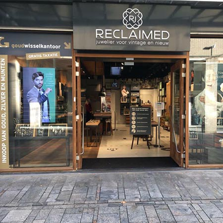 Reclaimed Almere